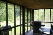 Lodge Screened Porch